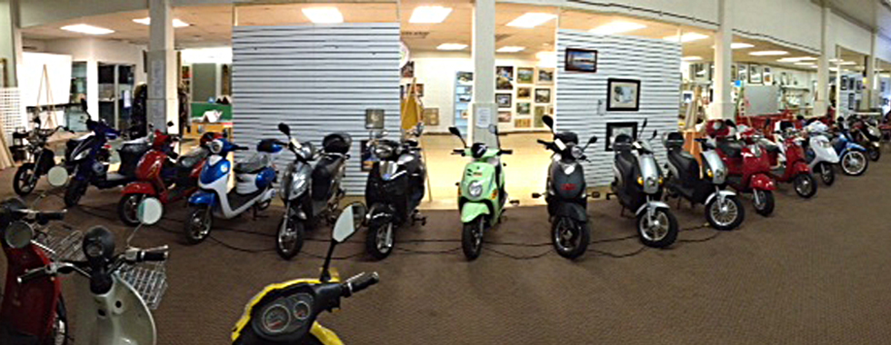 GoGreen Showroom